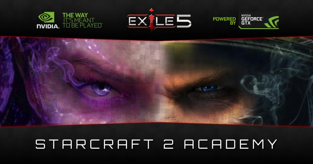 Welcome Metalcore to the Exile5 Starcraft 2 Academy