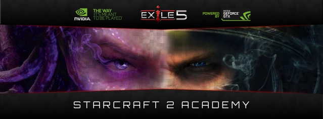 x5 Welcomes our new SC2 Academy