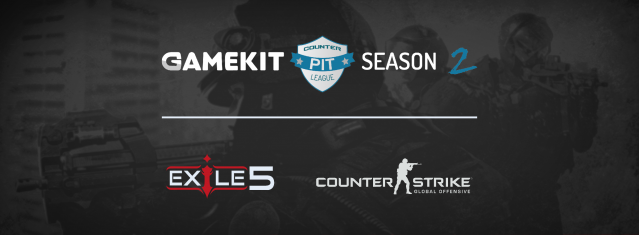 Exile5 CS:GO enters the Counterpit Qualifiers with new Roster!