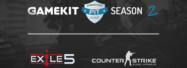 Gamekit CounterPit Season 2 Oceanic Qualifiers vs TRIDENT